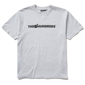 The Hundreds Forever Bar T-Shirt Athletic Heather