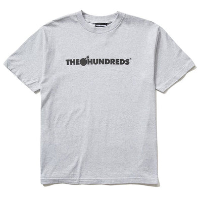 The Hundreds Forever Bar T-Shirt Athletic Heather - Xtreme Boardshop