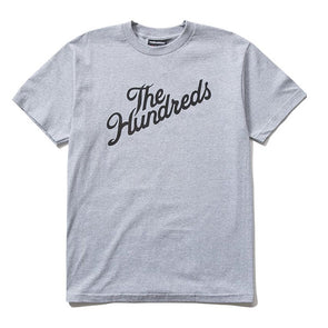 The Hundreds Forever Slant T-Shirt Athletic Heather