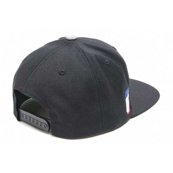 The Hundreds Forever Team Snapback Black - Xtreme Boardshop