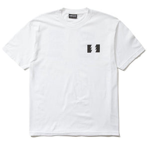 The Hundreds Wildfire T-Shirt White