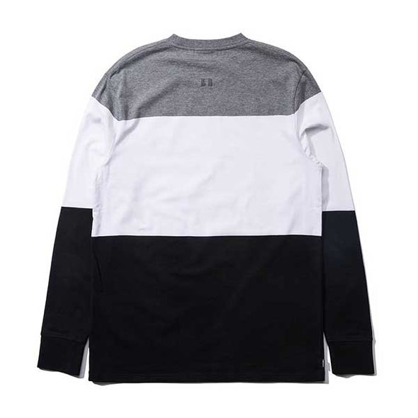 The Hundreds Foster L/S Shirt Black
