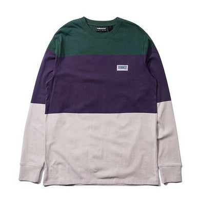 The Hundreds Foster L/S Shirt Smoke