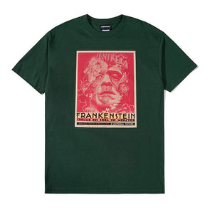 The Hundreds Frankenstein Sees Red T-Shirt Forest