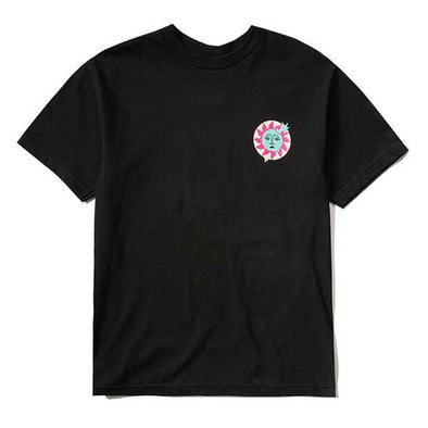 The Hundreds Global Warning T-Shirt Black