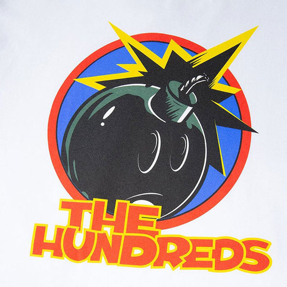 The Hundreds Hidden Adam T-Shirt White
