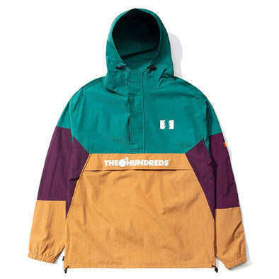 The Hundreds Landor Anorak Hunter Green