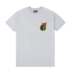 The Hundreds Live Adam T-Shirt Athletic Heather