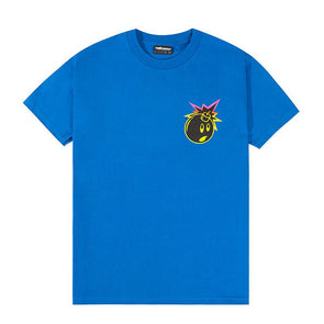 The Hundreds Live Adam T-Shirt Royal Blue