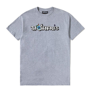 The Hundreds Loot T-Shirt Athletic Heather