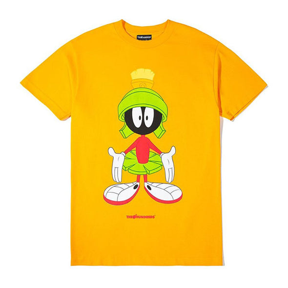 The Hundreds Marvin Body T-Shirt Gold