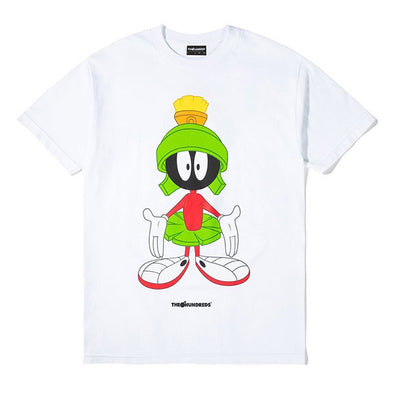 The Hundreds Marvin Body T-Shirt White