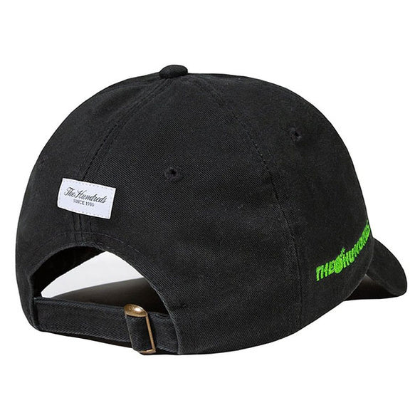 The Hundreds Marvin Head Dad Hat Black