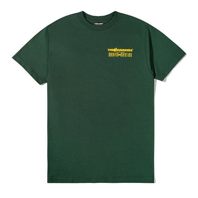 The Hundreds Marvin Kaboom T-Shirt Green
