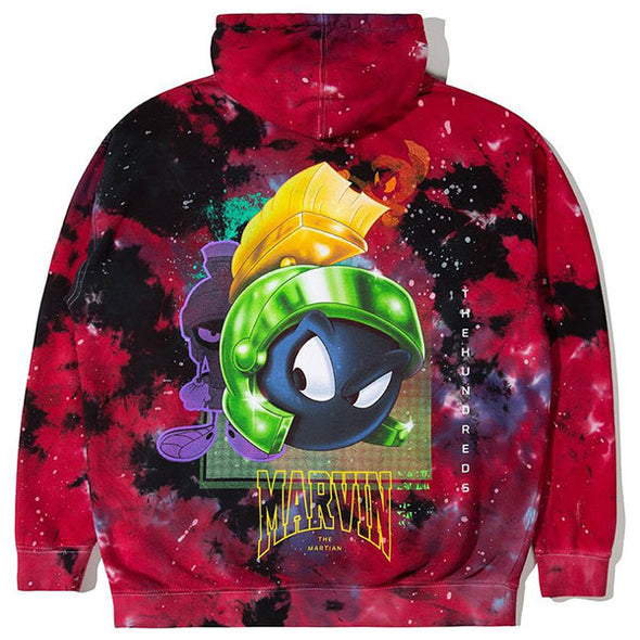 The Hundreds Marvin Rocket Pullover Hoodie Multiple