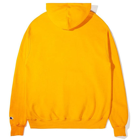 The Hundreds Marvin University Pullover Hoodie Gold
