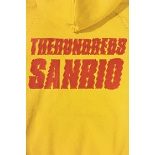 The Hundreds Melo Pullover Hoodie Yellow