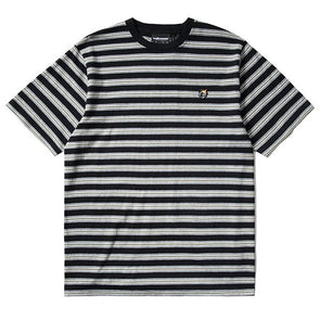 The Hundreds Page T-Shirt Black