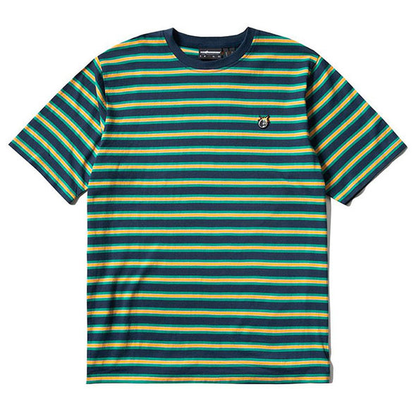 The Hundreds Page T-Shirt Navy