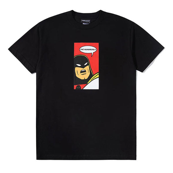 The Hundreds X Space Ghost Coast to Coast Panel T-Shirt Black