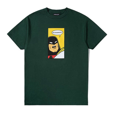 The Hundreds X Space Ghost Coast to Coast Panel T-Shirt Forest