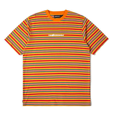 The Hundreds Pike T-Shirt Orange