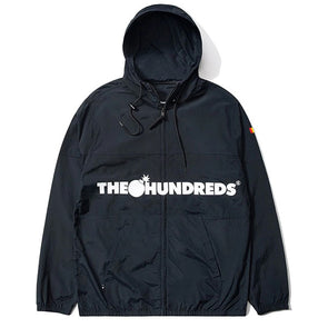 The Hundreds Port Jacket Black
