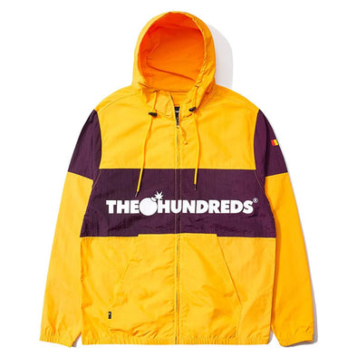 The Hundreds Port Jacket Gold