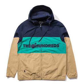 The Hundreds Port Jacket Navy