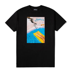 The Hundreds Quake T-Shirt Black