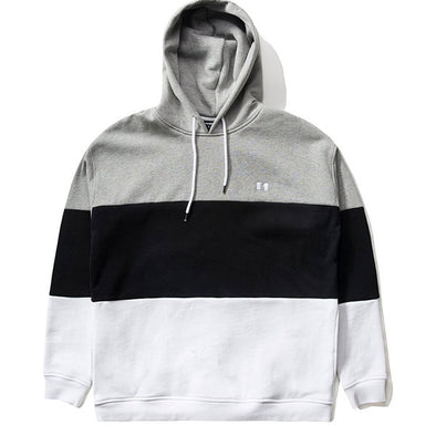 The Hundreds Seaton Pullover Hoodie Athletic Heather