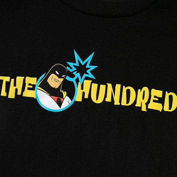 The Hundreds X Space Ghost Coast to Coast Space Bar T-Shirt Black
