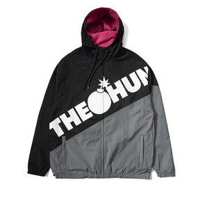 The Hundreds Tilt Jacket Black