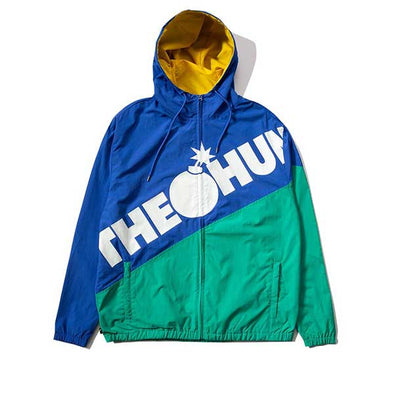 The Hundreds Tilt Jacket Blue
