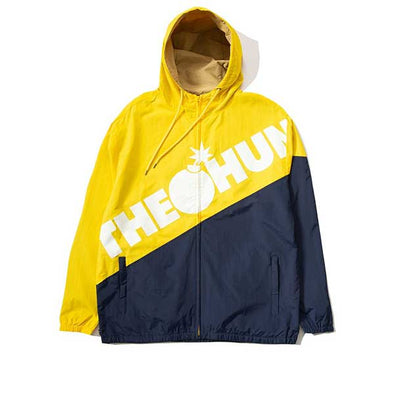 The Hundreds Tilt Jacket Yellow
