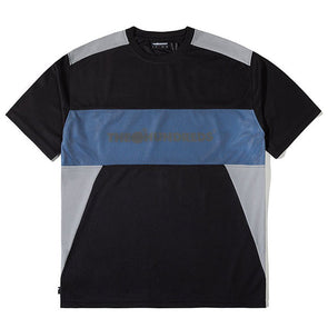 The Hundreds Trek T-Shirt Black