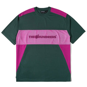 The Hundreds Trek T-Shirt Green