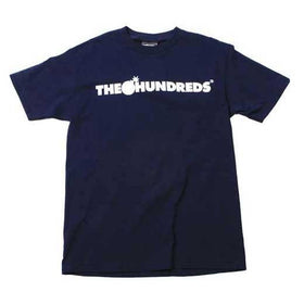 The Hundreds Forever Bar Logo Navy