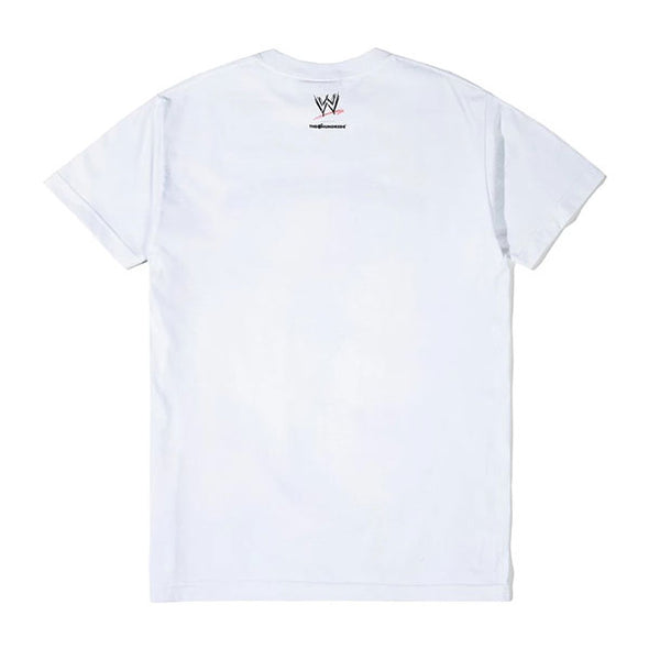 The Hundreds X WWE The Ultimate Warrior T-Shirt White