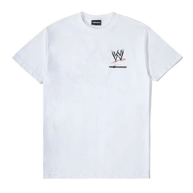 The Hundreds X WWE T-Shirt White