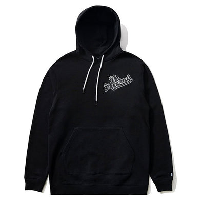 The Hundreds Yard Pullover Hoodie Black