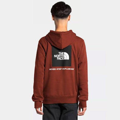 The North Face Box NSE Pullover Hoodie Brandy Brown