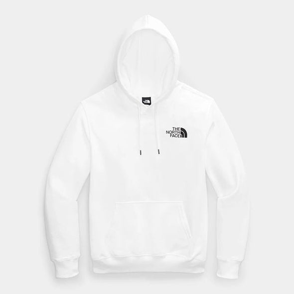 The North Face Box NSE Pullover Hoodie TNF White/TNF Red