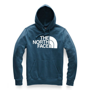 The North Face Half Dome Pullover Hoodie Blue Wing Teal/TNF White
