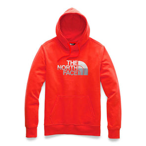 The North Face Half Dome Pullover Hoodie Fiery Red/Mid Grey Multi