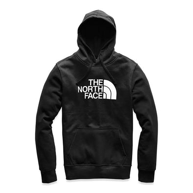 The North Face Half Dome Pullover Hoodie TNF Black/TNF White