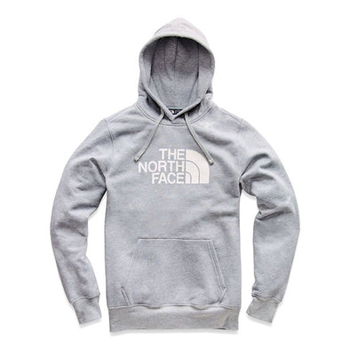 The North Face Half Dome Pullover Hoodie TNF Light Grey Heather/TNF White