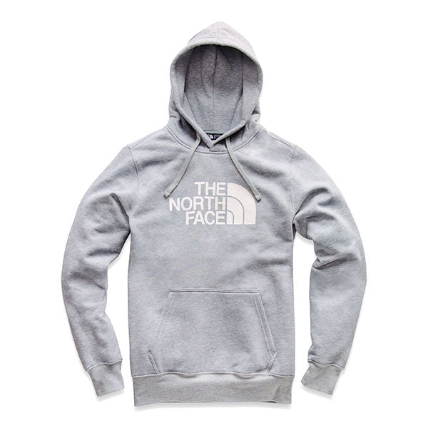 The North Face Half Dome Pullover Hoodie Tnf Light Grey Heather Tnf Wh Xtreme Boardshop Xbusa Com