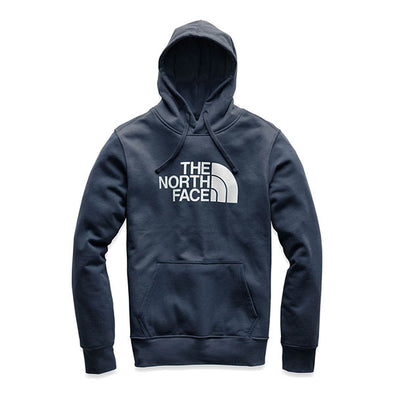 The North Face Half Dome Pullover Hoodie Urban Navy/TNF White