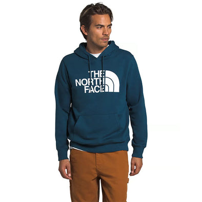The North Face Half Dome Pullover Hoodie Blue Wing Teal